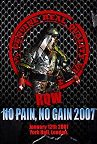 Primary photo for RQW No Pain, No Gain 2007