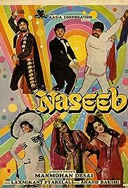 Naseeb Poster
