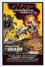 Checkered Flag or Crash (1978) Poster - Movie Forum, Cast, Reviews