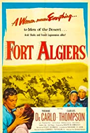 Fort Algiers Poster