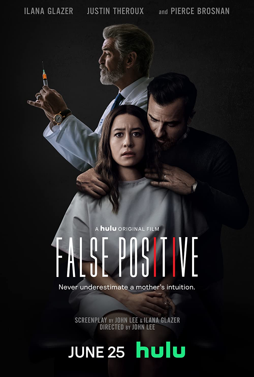False Positive (2021) Telugu Dubbed (Voice Over) & English [Dual Audio] WebRip 720p [1XBET]