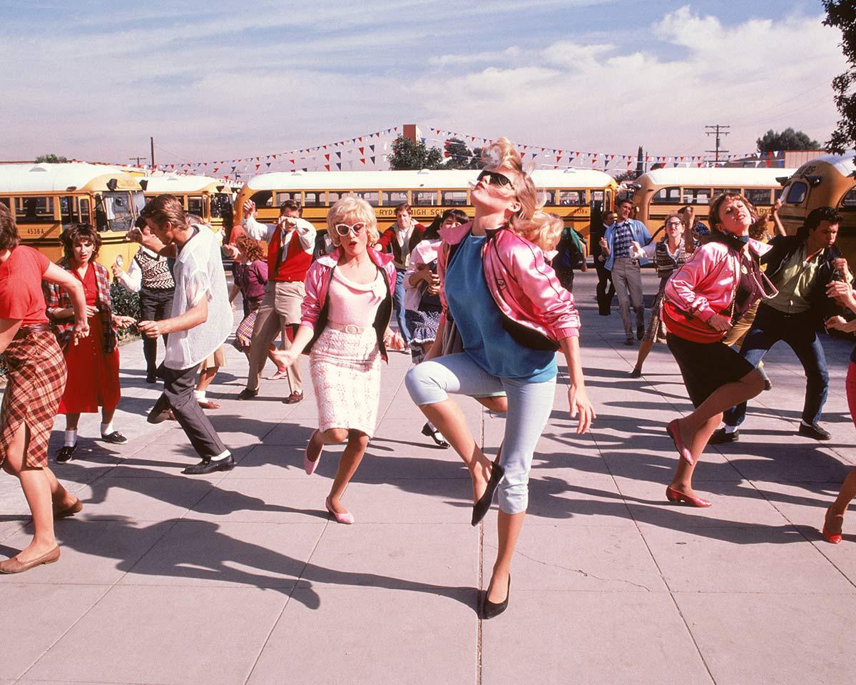 Michelle Pfeiffer in Grease 2 (1982)