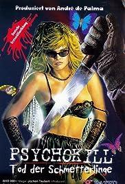 Psychokill - Tod der Schmetterlinge (2001) with English Subtitles on DVD on DVD