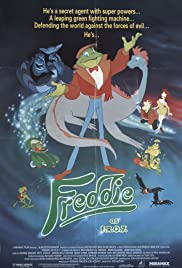 Freddie as F.R.O.7. (1992) Poster - Movie Forum, Cast, Reviews