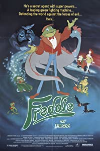Watches in movie Freddie as F.R.O.7. [320p]