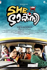 Watch Movie She Taxi (2015)