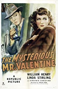 The Mysterious Mr. Valentine