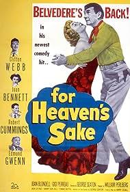 For Heaven's Sake (1951) Poster - Movie Forum, Cast, Reviews