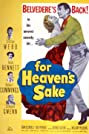 For Heaven's Sake (1950) Poster