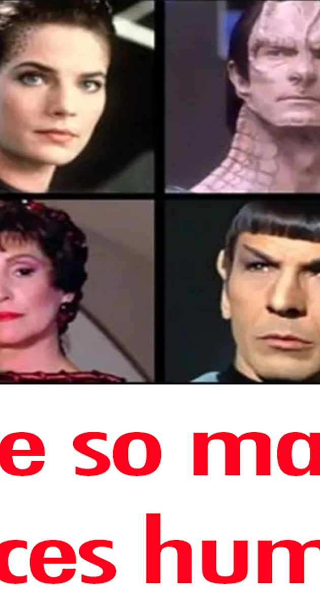 Captain S Log Why Are So Many Star Trek Races Humanoid Star Trek Theory Tv Episode 2020 Goofs Imdb