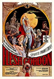 Flesh Gordon(1974) Poster - Movie Forum, Cast, Reviews