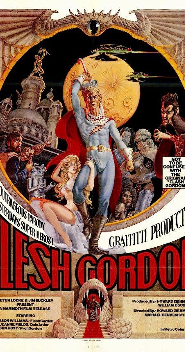 Subtitle of Flesh Gordon