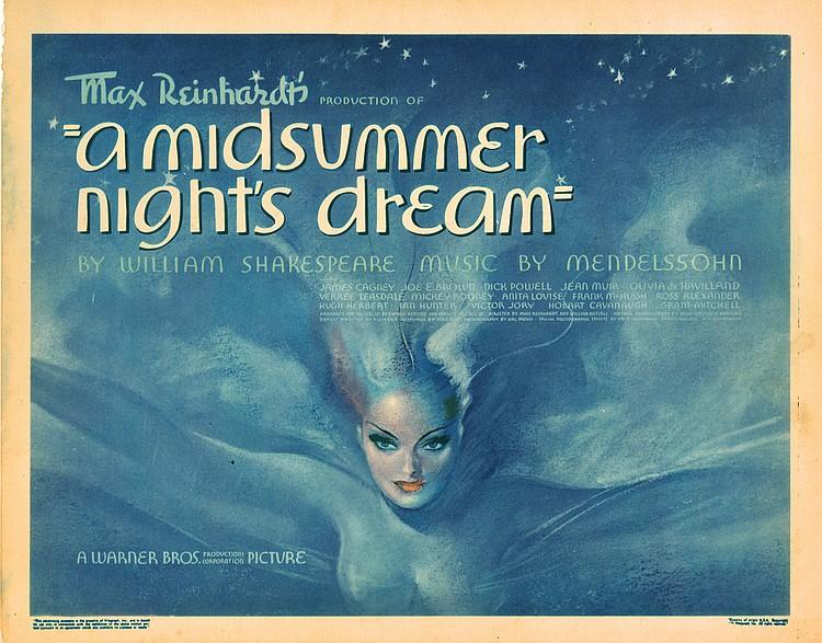 Anita Louise in A Midsummer Night's Dream (1935)