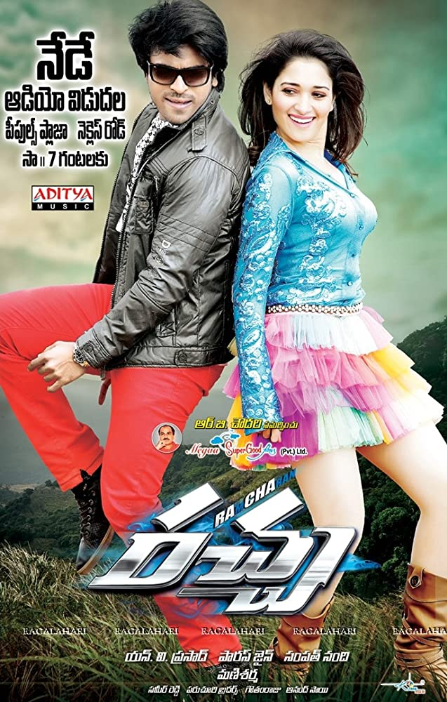 Racha 2012 full hd Hindi Dual Audio Hindi 480p UNCUT BluRay 500MB ESubs