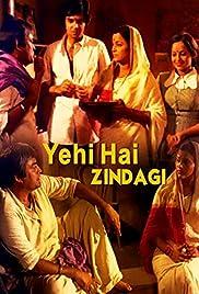 Yehi Hai Zindagi Poster