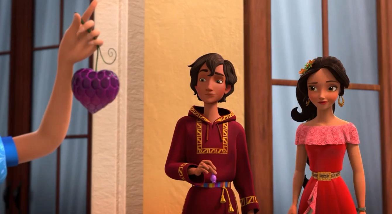 elena of avalor three jaquins and a princess full movie