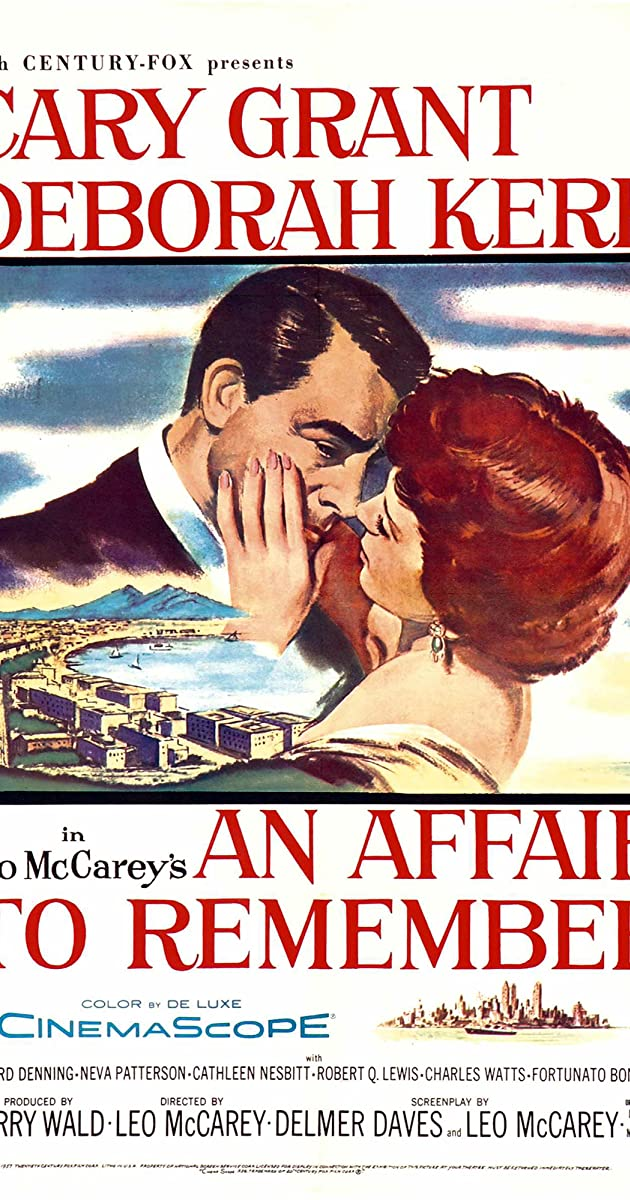 An Affair To Remember 1957 Imdb