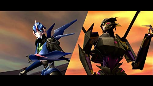 Transformers Prime: The Game: Wii U Rivalries