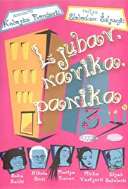 Ljubav, navika, panika Poster - TV Show Forum, Cast, Reviews