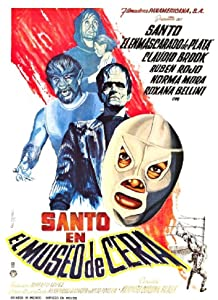 Movie for ipod download Santo en el museo de cera [480i]