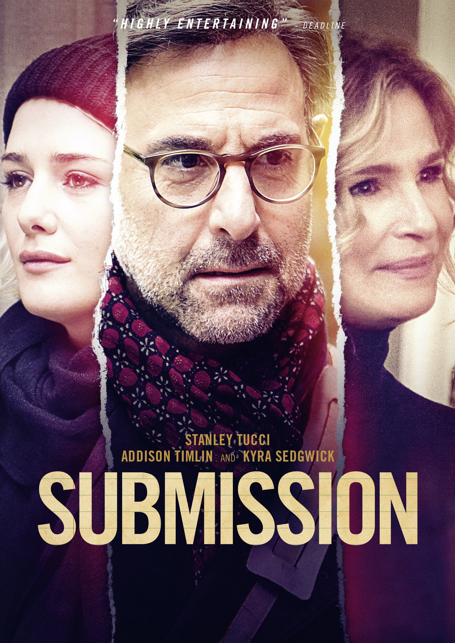 Submission (2017) BluRay 480p, 720p & 1080p