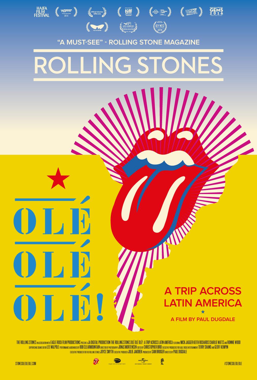 new styles 80a44 06117 The Rolling Stones Olé, Olé, Olé!: A Trip Across Latin ...