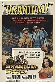 Uranium Boom Poster