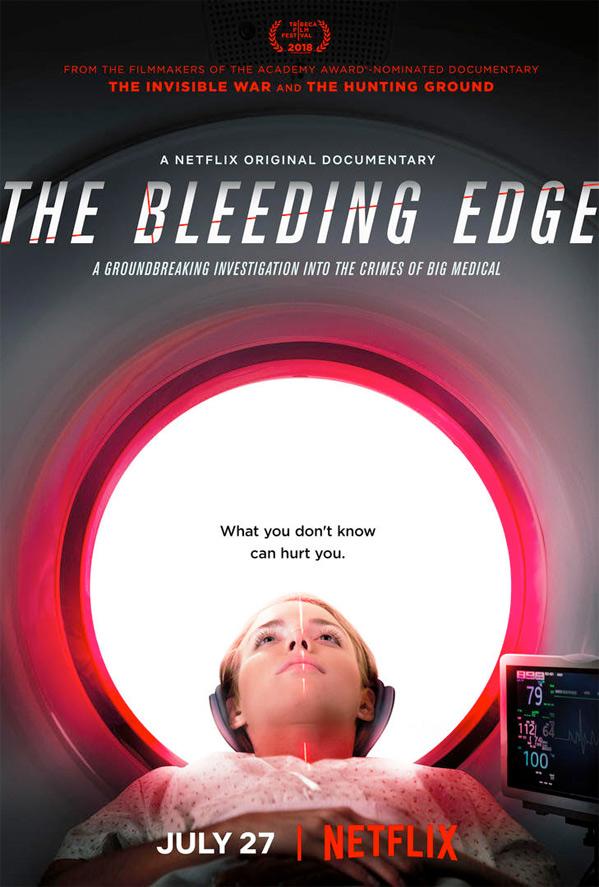 The Bleeding Edge (2018) - IMDb
