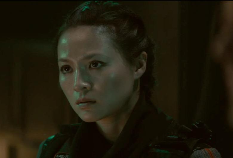 Grace Huang in Infini