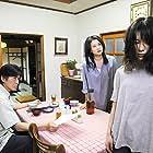 Yui Natsukawa, Kôichi Satô, and Kyôko Yoshine in Rokuyon: Zenpen (2016)
