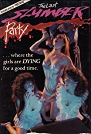 The Last Slumber Party (1988) Poster - Movie Forum, Cast, Reviews