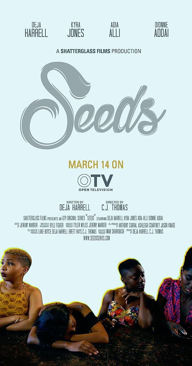download scarica gratuito Seeds o streaming Stagione 1 episodio completa in HD 720p 1080p con torrent