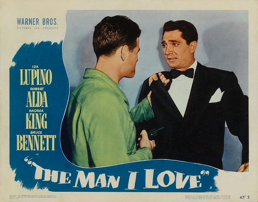 Robert Alda in The Man I Love (1946)