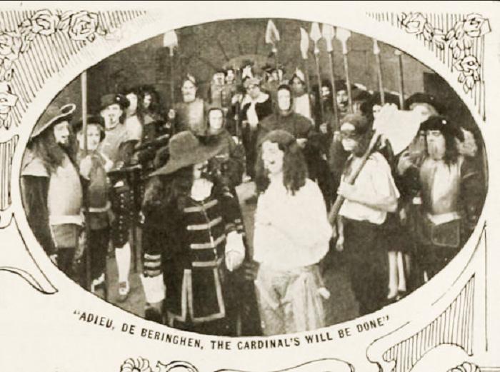 James Robert Chandler in Richelieu (1914)