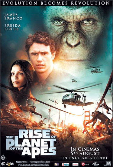 Film Rise Of The Planet Of The Apes 2011 Tribunnewswiki Com Mobile