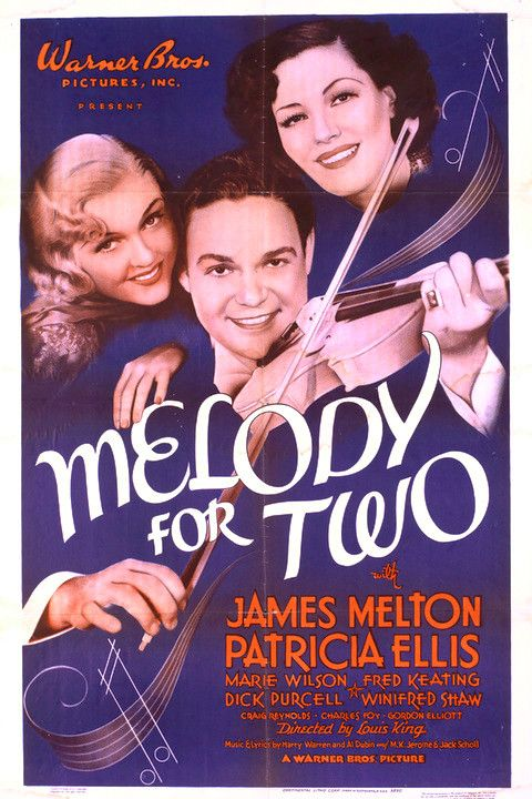 Melody for Two (1937) - IMDb
