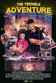 Brett Engle, Santo Curatolo, Ciro Dobric, and Jillian Chiappone in The Terrible Adventure (2020)