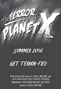 Primary photo for The Terror of Planet X