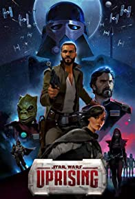Primary photo for Star Wars: Uprising