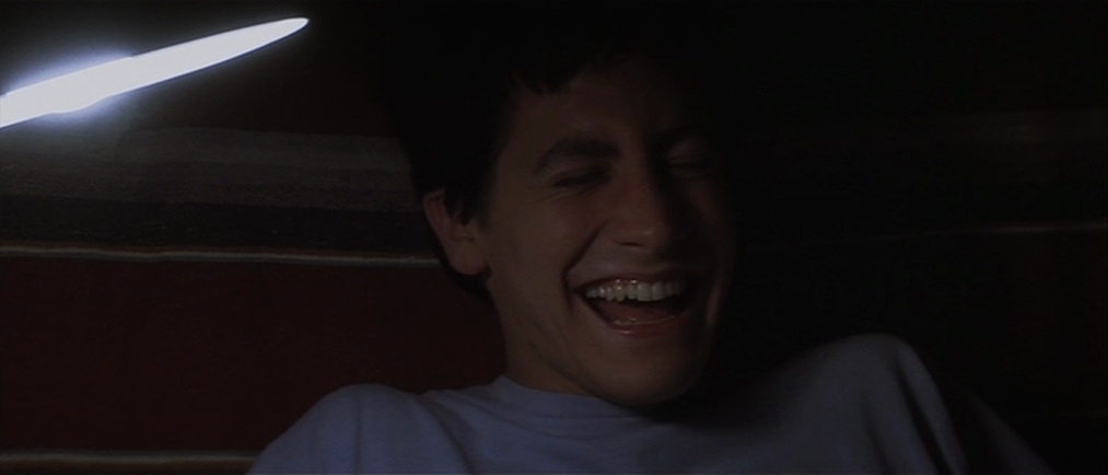 donnie darko belonging Donnie darko is a movie with deeper, greater meaning than the material that is presented - donnie darko: fear and love essay introduction throughout the movie, there are many reoccurring themes and ideas.