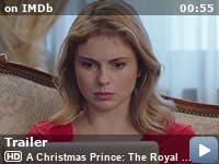 A Christmas Prince Emily.A Christmas Prince The Royal Wedding 2018 Imdb