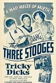 Tricky Dicks Poster