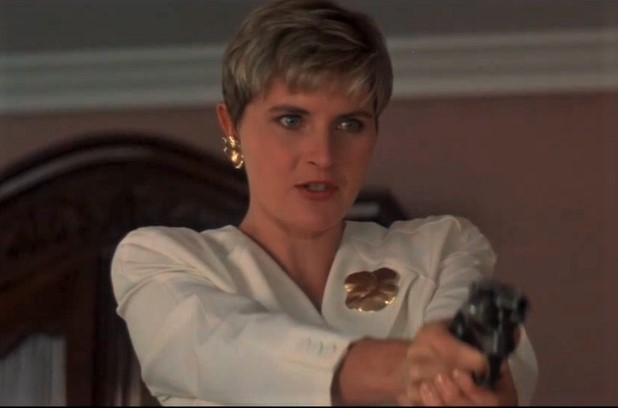 Denise Crosby in Skin Deep (1989)