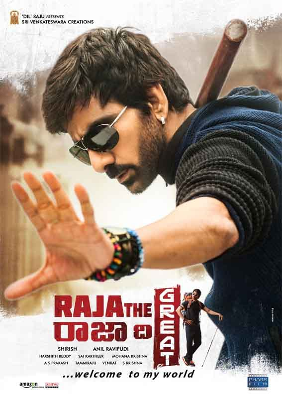 Raja the Great (2017) Hindi Dubbed [Unofficial] 720p HDRip 1.2GB Download