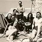 Mate Ergovic, Sima Janicijevic, Olivera Markovic, Zdenka Trach, Kresimir Zidaric, and Velimir 'Bata' Zivojinovic in Vlak bez voznog reda (1959)