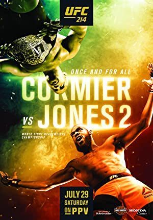 Ufc 214: Cormier Vs Jones 2 full movie streaming
