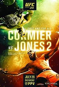 Primary photo for UFC 214: Cormier vs. Jones 2