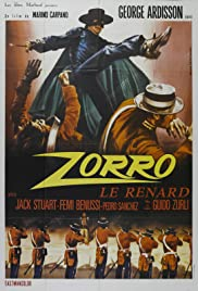 Zorro the Fox (1968) with English Subtitles on DVD on DVD