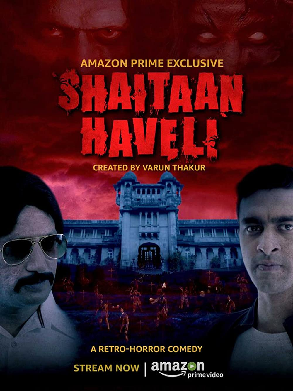 Shaitaan Haveli 2018 S01 Hindi AMZN Original Complete Web Series 720p HDRip 1.3GB Download