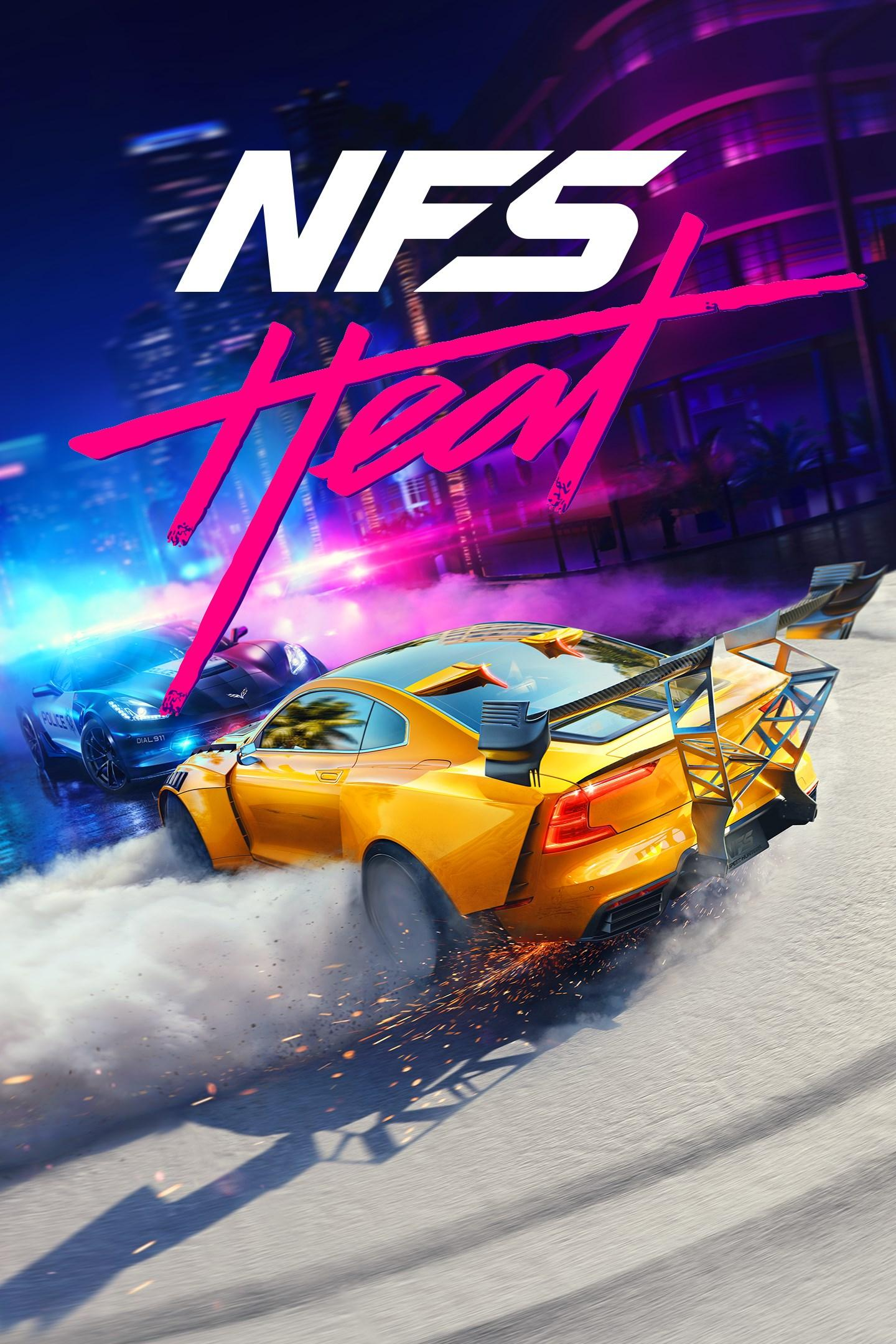 Need For Speed Heat Video Game 2019 Imdb